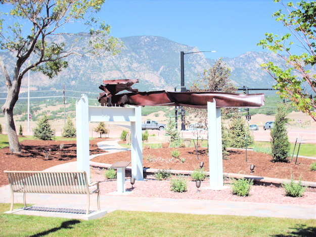 September 11th Memorial at Fort Carson, CO